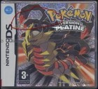 GAMEBOY DS NEUF : POKEMON VERSION PLATINE