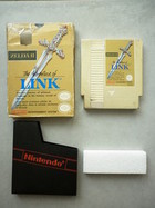 Zelda II The Adventure of Link jeu Nintendo NES