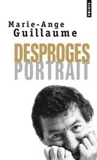 Desproges, portrait (Marie-Ange Guillaume)