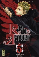 Red Raven : Tome 5