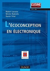 L'écoconception en électronique (Michel Robiolle)