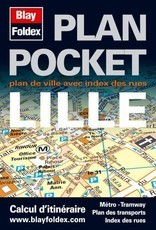 PLAN POCKET LILLE 2008 (Blay-Foldex)
