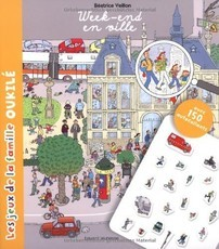 Week-end en ville (Béatrice Veillon)