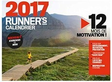 Calendrier Runner's World 2017 (Collectif)