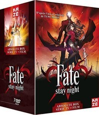 Fate Stay Night : La Série + Le Film Unlimited Blade Works