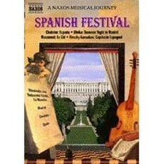 Spanish Festival : A Naxos Musical Journey