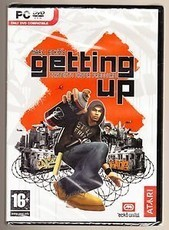 Marc Ecko S Getting Up Pc Dvd Rom