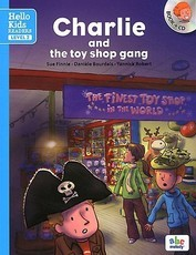 Charlie and the toy shop gang (Sue Finnie)
