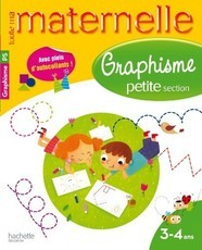 Toute ma maternelle - Cahier Graphisme PS (Christelle Prudon)